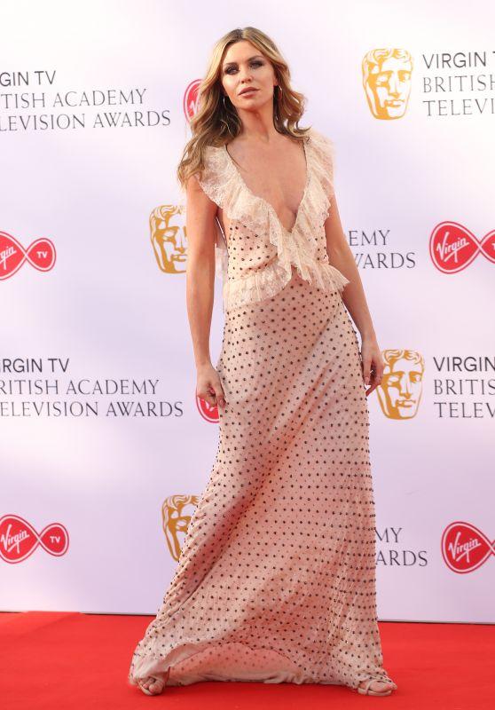 Abbey Clancy – BAFTA TV Awards 2018 in London