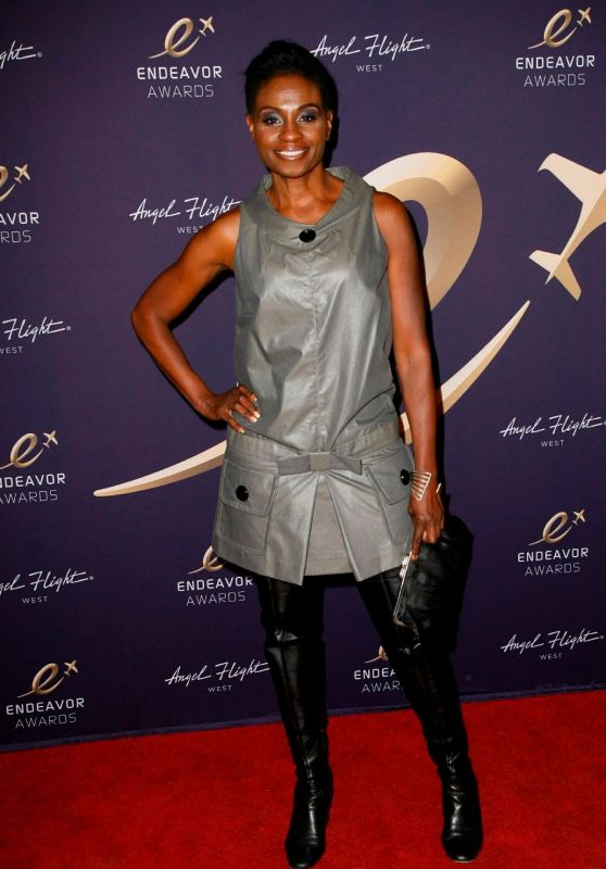 Adina Porter – Endeavor Awards 2018 in Los Angeles