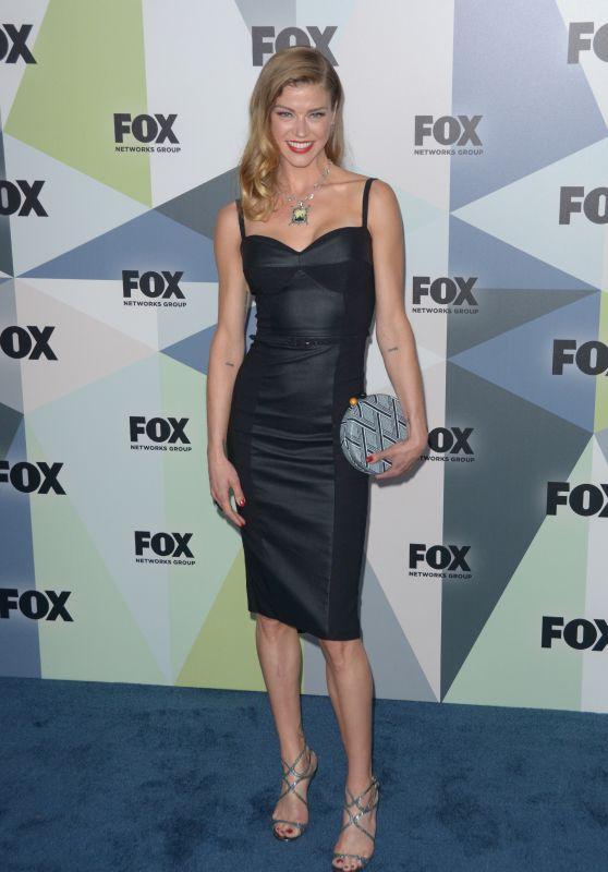Adrianne Palicki – 2018 Fox Network Upfront in NYC