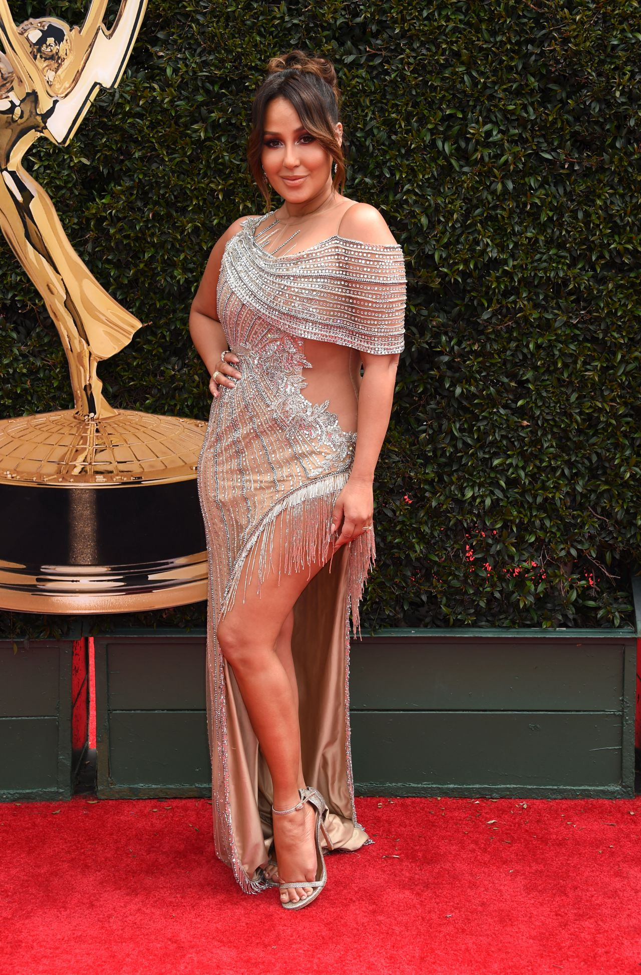 Adrienne Bailon – 2018 Daytime Emmy Awards