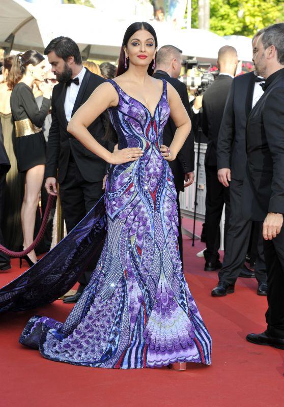 "Aishwarya Rai – ""Girls of the Sun"" Premiere at Cannes Film Festival"
