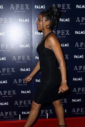 Ajiona Alexus – Apex Social Club Grand Opening in Las Vegas 05/25/2018