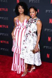Ajiona Alexus – Netflix FYSee Kick-Off Event in Los Angeles 05/06/2018