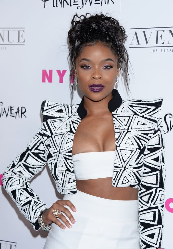 Ajiona Alexus – NYLON Young Hollywood Party in LA