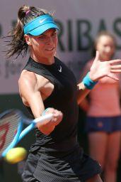 Ajla Tomljanovic – French Open Tennis Tournament 2018 in Paris 05/27/2018
