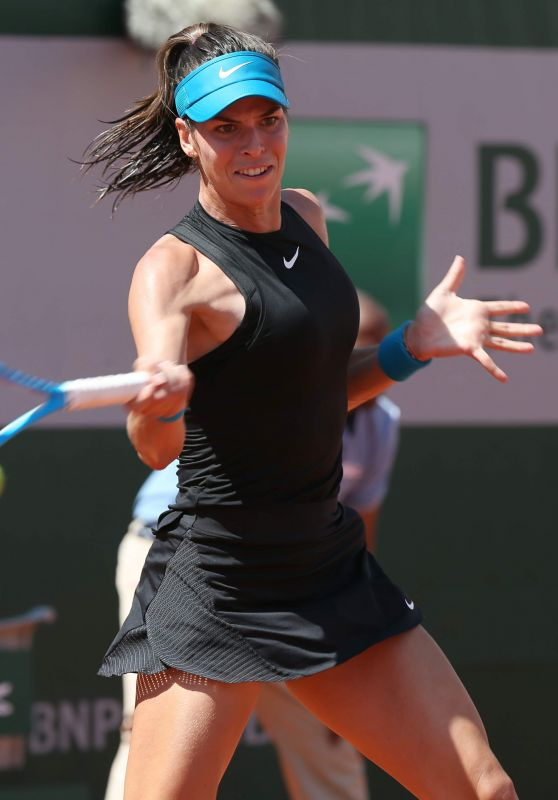 Ajla Tomljanovic – French Open Tennis Tournament 2018 in Paris 05/27/2018