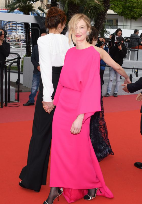 "Alba Rohrwacher - ""Happy As Lazzaro"" Premiere at Cannes Film Festival"