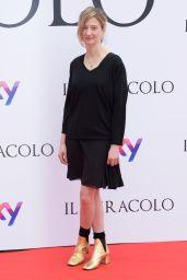 """Alba Rohrwacher – """"Il Miracolo"""" TV Series Photocall in Rome"""