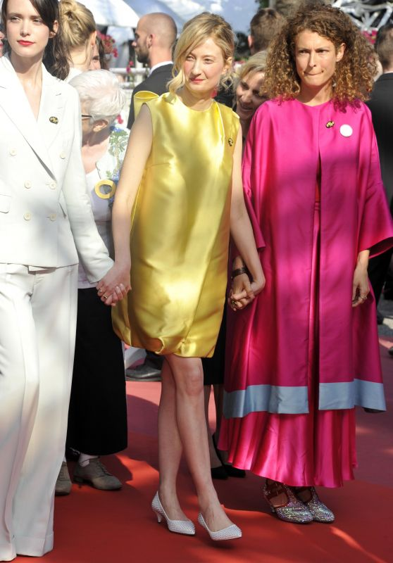 "Alba Rorhwacher – ""Girls of the Sun"" Premiere at Cannes Film Festival"