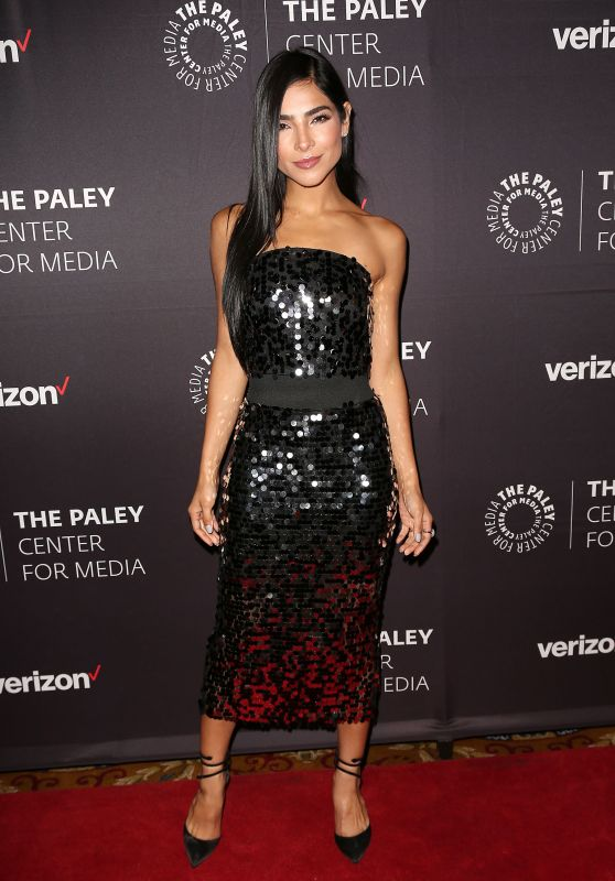 Alejandra Espinoza – The Paley Honors: A Gala Tribute To Music On Televisionin NY 05/15/2018