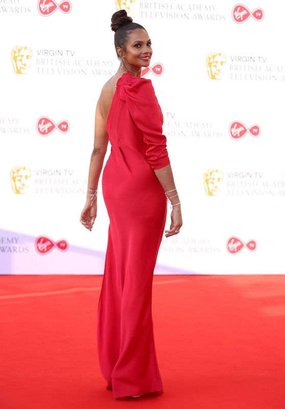 Alesha Dixon - BAFTA TV Awards 2018 in London