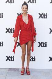 Alessandra Ambrosio - Autumn/Winter Xti Collection Launch in Madrid 05/10/2018