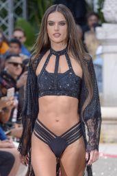 Alessandra Ambrosio – Philipp Plein Resort Show in Cannes 05/16/2018