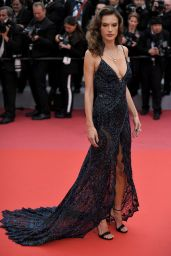 "Alessandra Ambrosio – ""Solo: A Star Wars Story"" Red Carpet in Cannes"