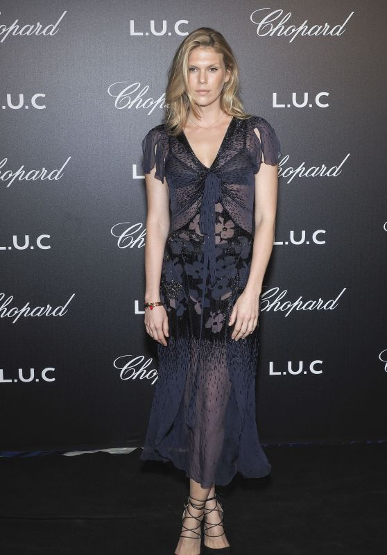Alexandra Richards – Chopard Gentleman's Night in Cannes 05/09/2018