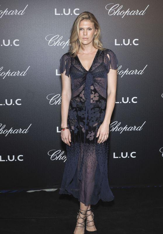 Alexandra Richards – Chopard Gentleman's Night in Cannes 05/09/2018
