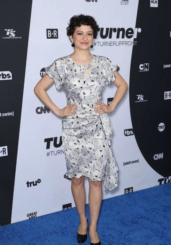 Alia Shawkat – 2018 Turner Upfront Presentation in NYC