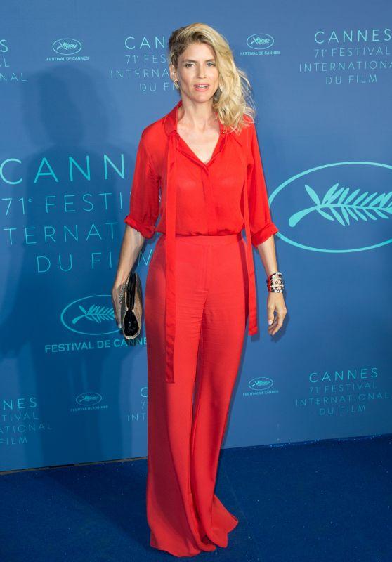 Alice Taglioni – Gala Dinner at Cannes Film Festival 05/08/2018