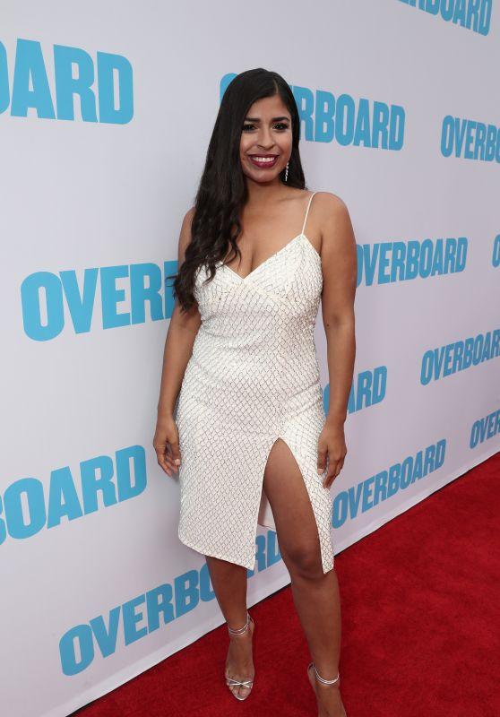 """Alicia Saavedra – """"Overboard"""" Premiere in LA"""