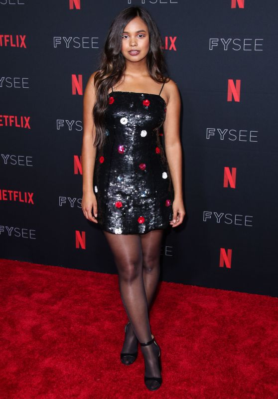 Alisha Boe – Netflix FYSee Kick-Off Event in Los Angeles 05/06/2018