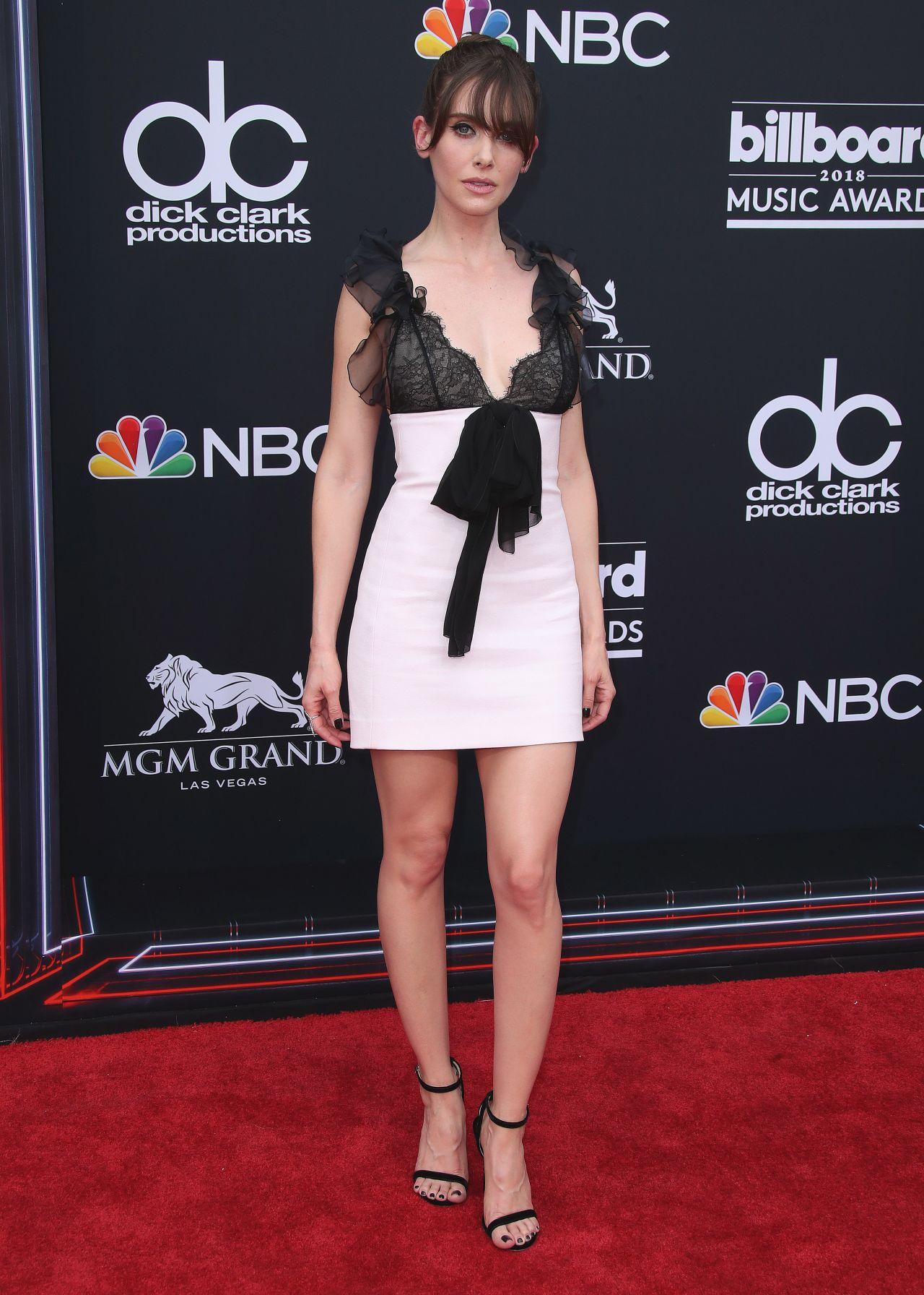 Alison Brie 2018 Billboard Music Awards In Las Vegas