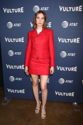 Alison Brie – 2018 Vulture Festival in New York