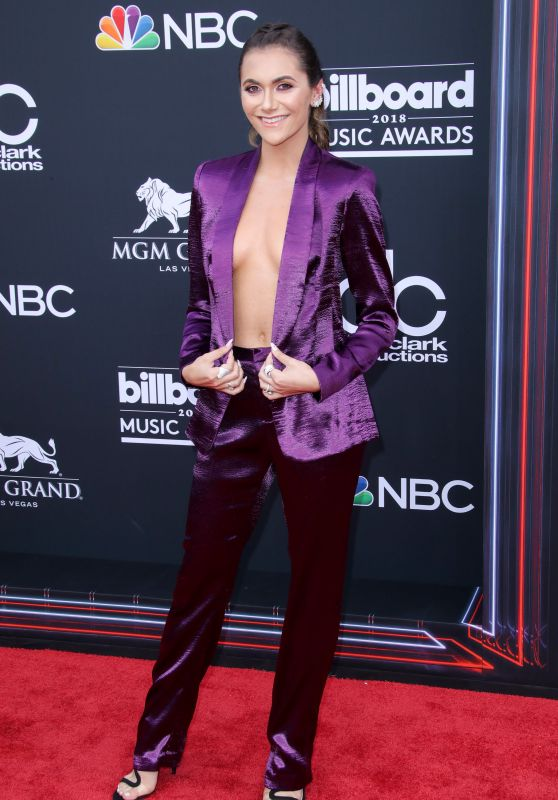 Alyson Stoner – 2018 Billboard Music Awards in Las Vegas