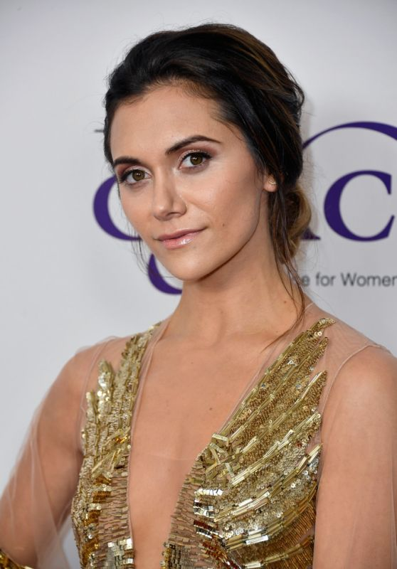 Alyson Stoner – 2018 Gracie Awards in Beverly Hills