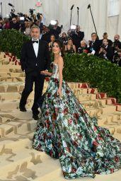 Amal Clooney and George Clooney – MET Gala 2018