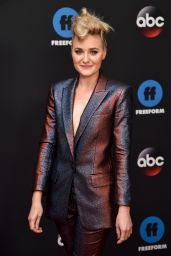 Amanda AJ Michalka – 2018 Disney ABC Upfront Presentation in New York