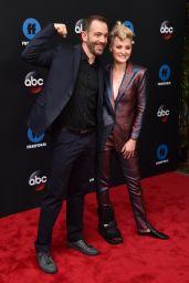 Amanda AJ Michalka – 2018 Disney ABC Upfront Presentation in New York