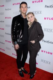 Amanda AJ Michalka – NYLON Young Hollywood Party in LA