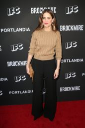 """Amanda Peet - """"Brockmire"""" and """"Portlandia"""" FYC Event in Los Angeles"""