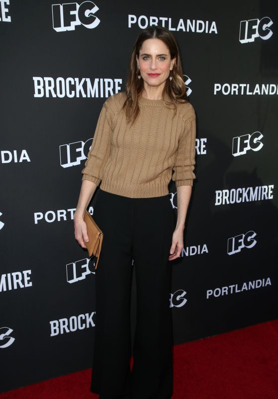 "Amanda Peet - ""Brockmire"" and ""Portlandia"" FYC Event in Los Angeles"