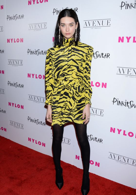 Amanda Steele – NYLON Young Hollywood Party in LA