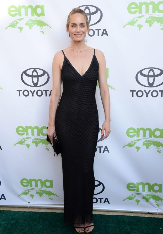 Amber Valetta – 2018 Environmental Media Awards in Beverly Hills