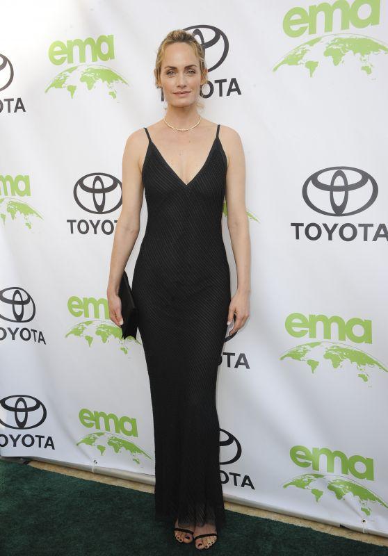 Amber Valletta – 2018 Environmental Media Awards in Beverly Hills