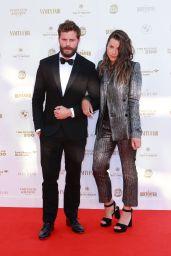 Amelia Warner and Jamie Dornan – The Old Vic Bicentenary Ball 2018