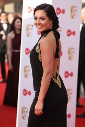 Amy Dowden – BAFTA TV Awards 2018 in London