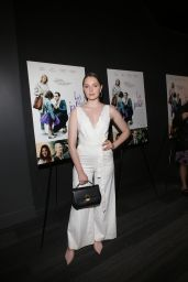 """Amy Forsyth – """"A Kid Like Jake"""" Premiere in NY"""
