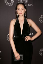 Amy Forsyth – The Paley Honors: A Gala Tribute To Music On Televisionin NY 05/15/2018