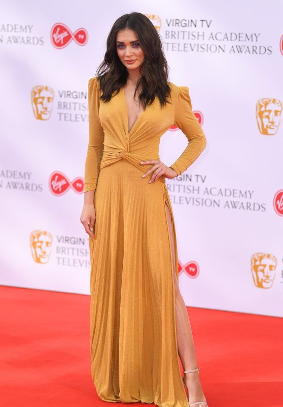 Amy Jackson – BAFTA TV Awards 2018 in London