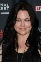 Amy Lee - Live Nation Launches National Concert Week in NY 04/30/2018
