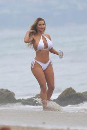 Amy Lee Summers in Bikini in Malibu 05/03/2018