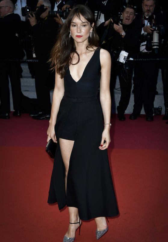 "Anais Demoustier - ""Sink or Swim"" Red Carpet in Cannes"