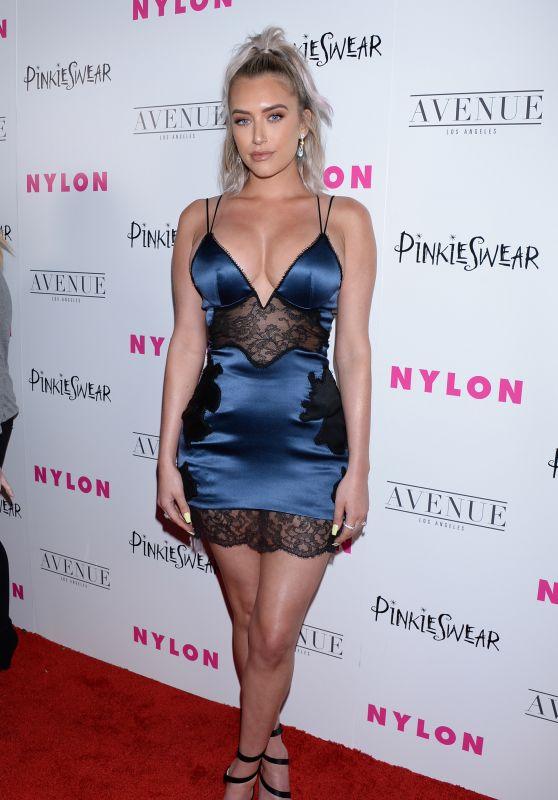 Anastasia Karanikolaou – NYLON Young Hollywood Party in LA