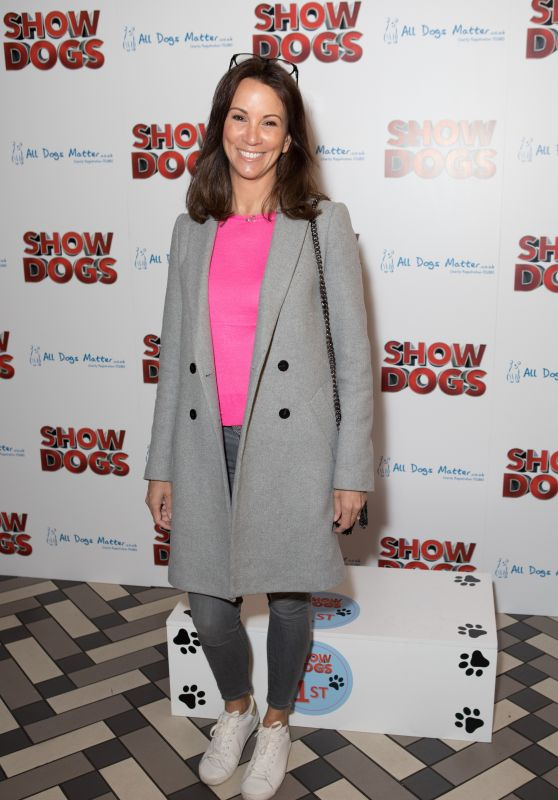 "Andrea McClean – ""Show Dogs"" Premiere in London"
