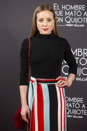 "Angela Cremonte – ""The Man Who Killed Don Quixote"" Movie Premiere in Madrid"
