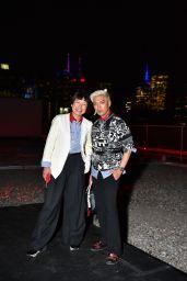Angelica Cheung – Prada Resort : 2019 Show in NYC 05/04/2018