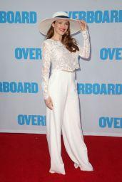"""Angie Larocque – """"Overboard"""" Premiere in LA"""